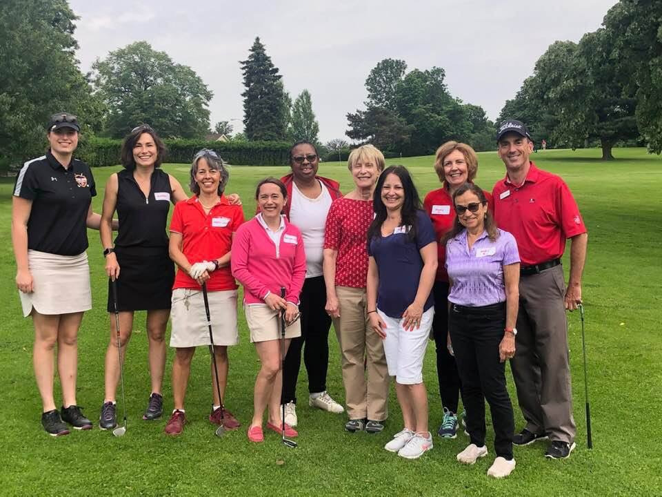 Womens Golf Day June 2019