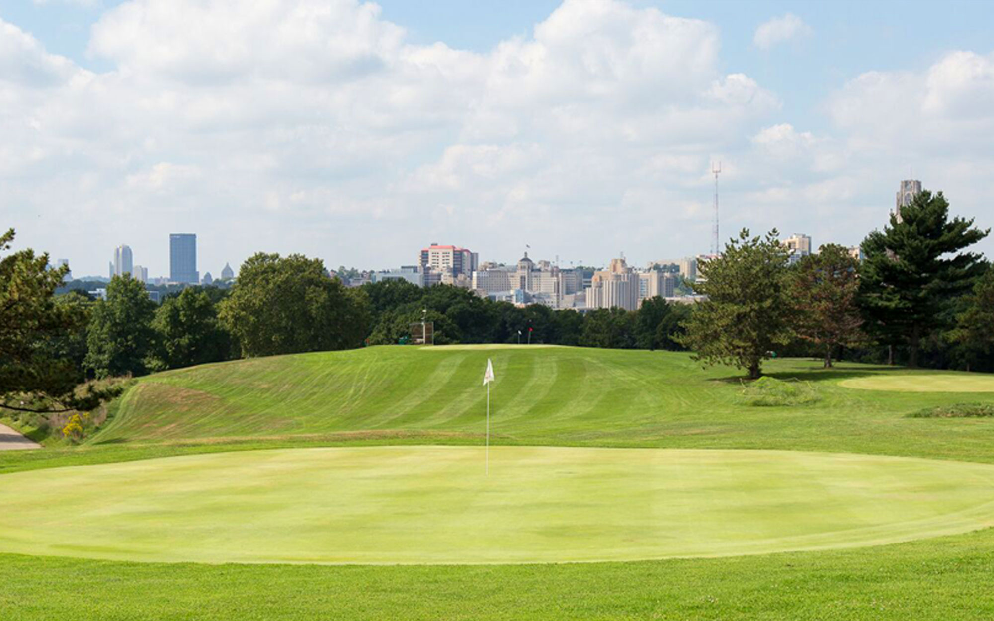Experience Golf in the City